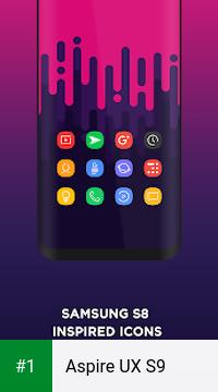Aspire UX S9 app screenshot 1