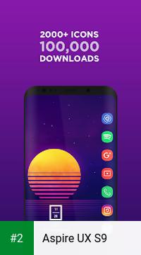 Aspire UX S9 apk screenshot 2