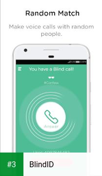 BlindID app screenshot 3