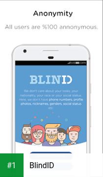 BlindID app screenshot 1