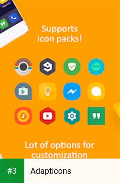 Adapticons app screenshot 3