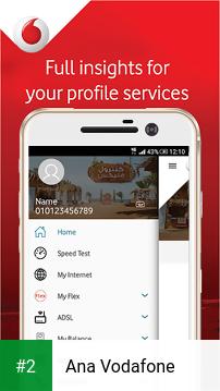 Ana Vodafone apk screenshot 2