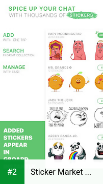 Sticker Market for Gboard apk screenshot 2