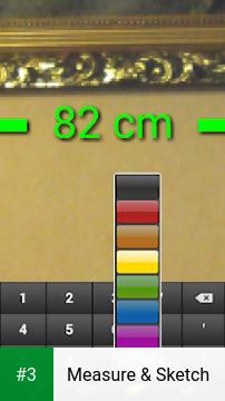 Measure & Sketch app screenshot 3