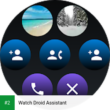Watch Droid Assistant apk screenshot 2