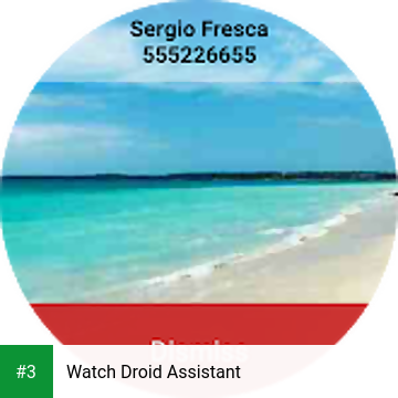 Watch Droid Assistant app screenshot 3