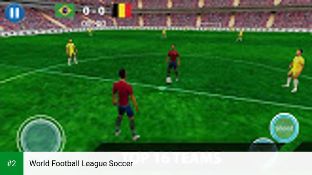 World Football League Soccer apk screenshot 2