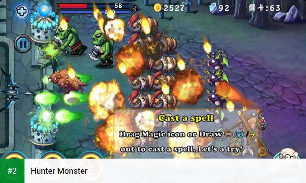 Hunter Monster apk screenshot 2