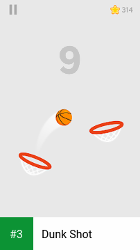 Dunk Shot app screenshot 3