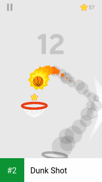 Dunk Shot apk screenshot 2