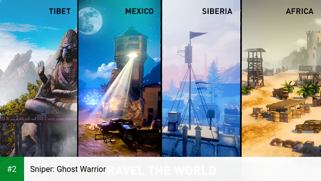 Sniper: Ghost Warrior apk screenshot 2