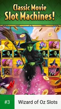 Wizard of Oz Slots app screenshot 3