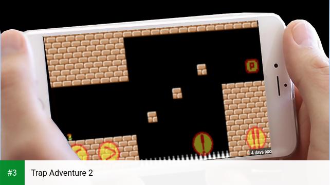 Trap Adventure 2 app screenshot 3