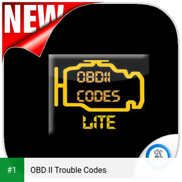 OBD II Trouble Codes app screenshot 1