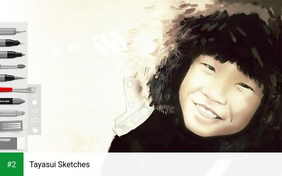 Tayasui Sketches apk screenshot 2