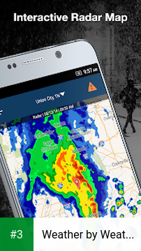 Weather by WeatherBug app screenshot 3
