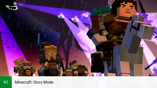 Minecraft: Story Mode apk screenshot 2