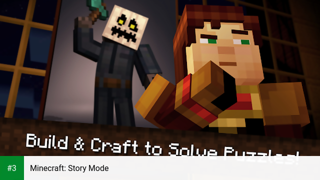 Minecraft: Story Mode app screenshot 3