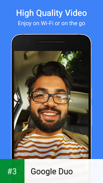 Google Duo app screenshot 3