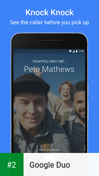 Google Duo apk screenshot 2