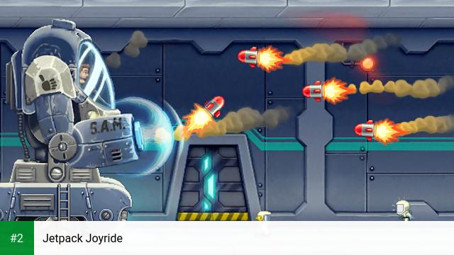 Jetpack Joyride apk screenshot 2