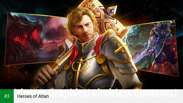 Heroes of Atlan app screenshot 3