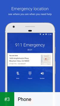 Phone app screenshot 3