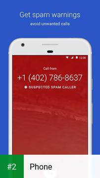 Phone apk screenshot 2