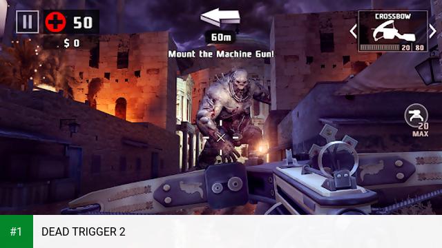DEAD TRIGGER 2 app screenshot 1