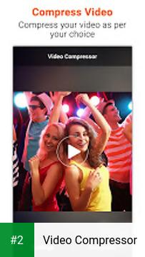 Video Compressor apk screenshot 2