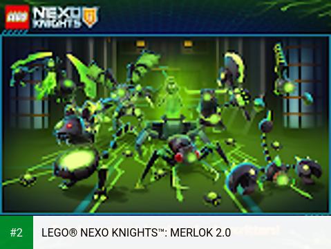 LEGO® NEXO KNIGHTS™: MERLOK 2.0 apk screenshot 2