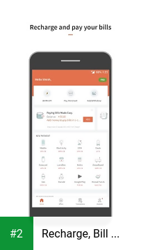 Recharge, Bill Payment, Wallet apk screenshot 2