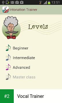 Vocal Trainer apk screenshot 2