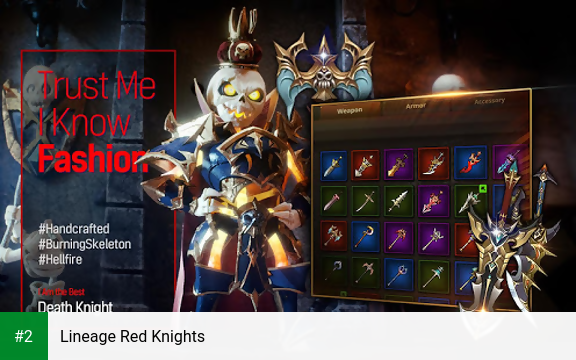 Lineage Red Knights apk screenshot 2