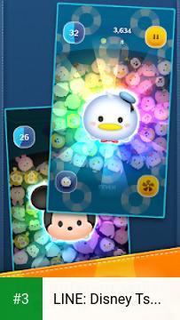 LINE: Disney Tsum Tsum app screenshot 3