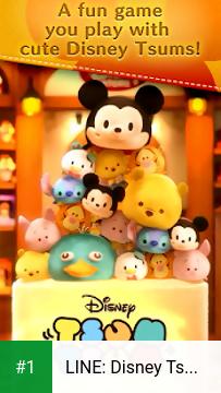 LINE: Disney Tsum Tsum app screenshot 1