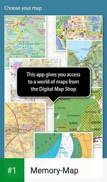 Memory-Map app screenshot 1