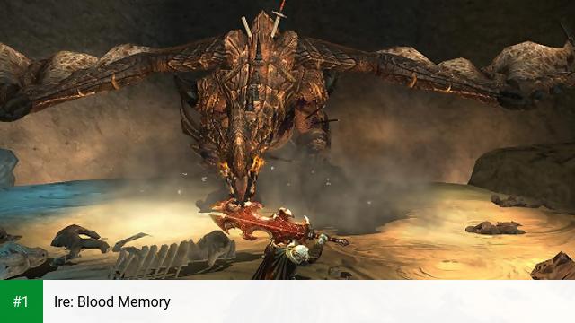 Ire: Blood Memory app screenshot 1