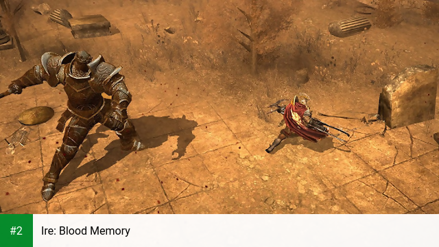 Ire: Blood Memory apk screenshot 2