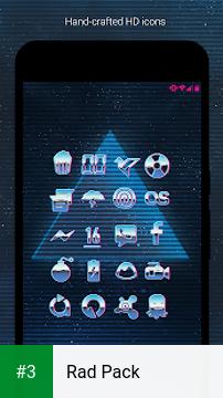 Rad Pack app screenshot 3