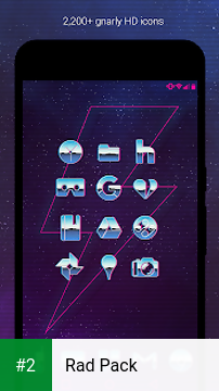 Rad Pack apk screenshot 2
