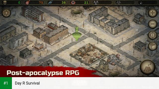 Day R Survival app screenshot 1