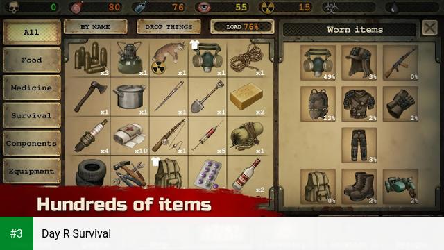 Day R Survival app screenshot 3