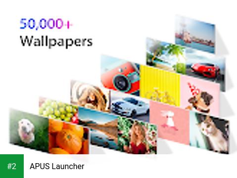 APUS Launcher apk screenshot 2
