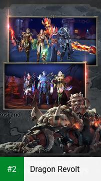 Dragon Revolt apk screenshot 2