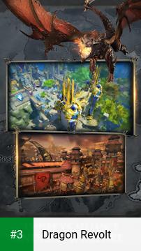 Dragon Revolt app screenshot 3