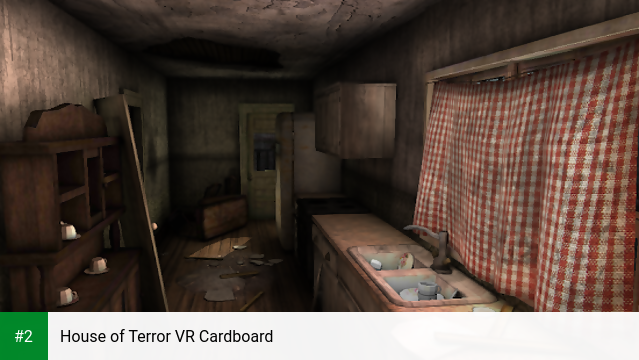 House of Terror VR Cardboard apk screenshot 2