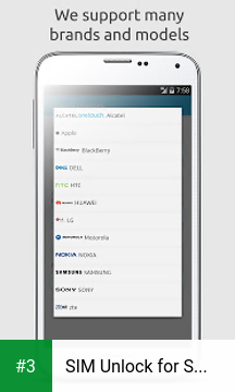 SIM Unlock for Samsung Galaxy app screenshot 3