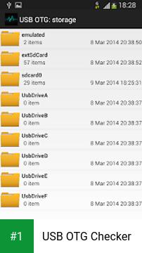 USB OTG Checker app screenshot 1