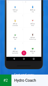 Hydro Coach apk screenshot 2